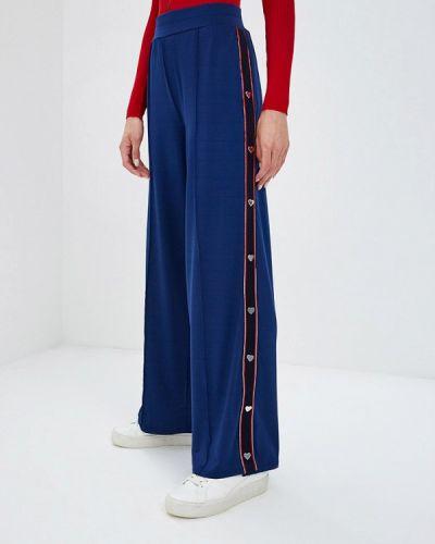Спортивные брюки весенний синие Ovs
