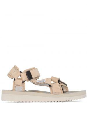 Кожаные сандалии Suicoke