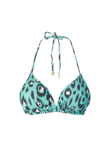 Zielony bikini z printem Shiwi
