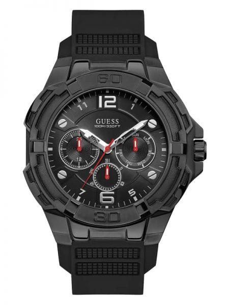 Zegarek sportowy - czarny Guess