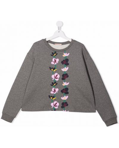 Bluza z printem Marni Kids