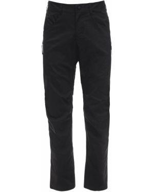 Czarne spodnie bawełniane ciążowe Arcteryx