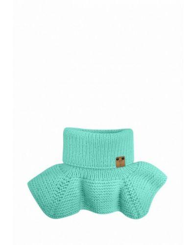 Бирюзовый шарф Anmerino