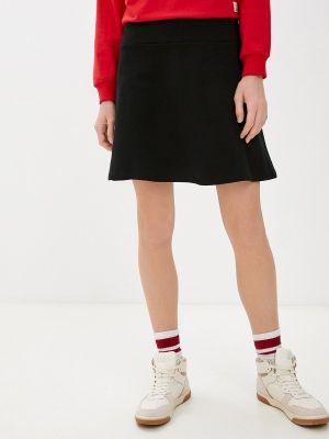 Прямая юбка - черная Zabaione