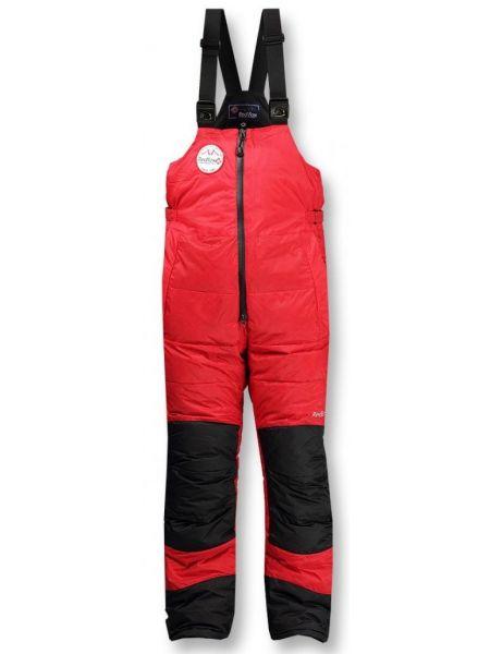 Классический пуховый комбинезон с карманами на молнии Red Fox