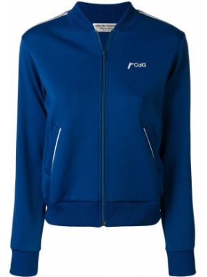 Синяя спортивная куртка Comme Des Garçons Pre-owned