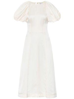 Летнее платье миди мягкое Rebecca Vallance