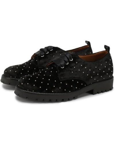 Туфли на шнуровке Beberlis