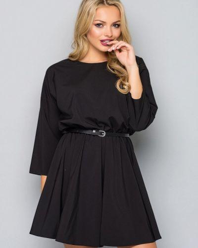 Платье осеннее прямое 0101 Brand
