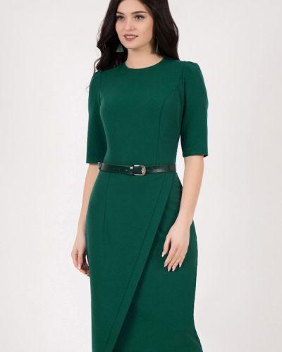 Зеленое повседневное платье Grey Cat