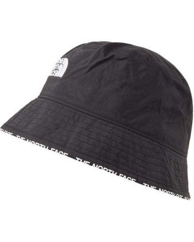Czarna czapka z nylonu The North Face