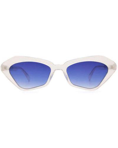 Białe okulary Chimi
