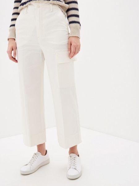 Спортивные брюки бежевый весенний Sportmax Code