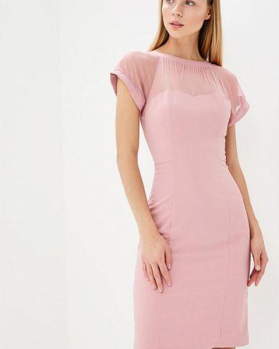 Розовое платье весеннее Tutto Bene