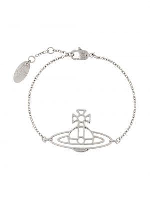Браслет серебряный серебряный Vivienne Westwood