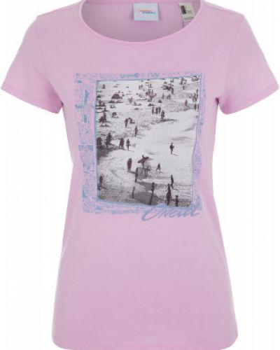 Спортивная футболка приталенная пляжная O`neill