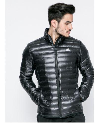 Утепленная куртка стеганая пуховая Adidas Performance