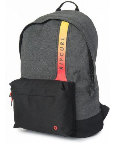 Серый рюкзак Rip Curl