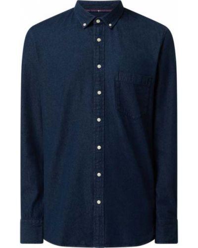 Koszula jeansowa - niebieska Montego