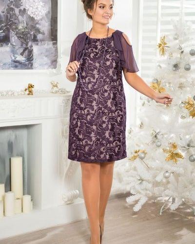 Шифоновое платье Merlis