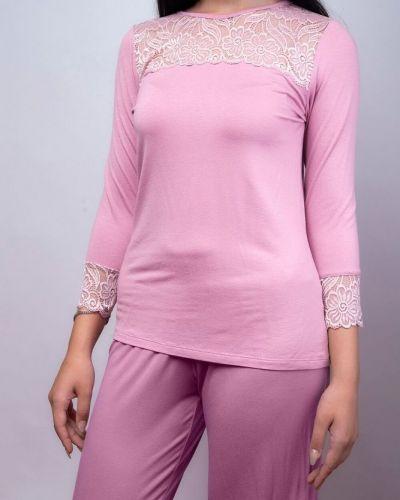 Пижамная розовая пижама Lanett