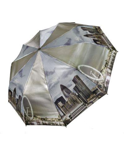 Складной зонт - бежевый Flagman