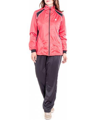 Спортивный костюм красный для отдыха Lacywear