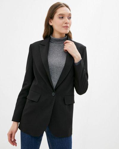 Черный пиджак Raya