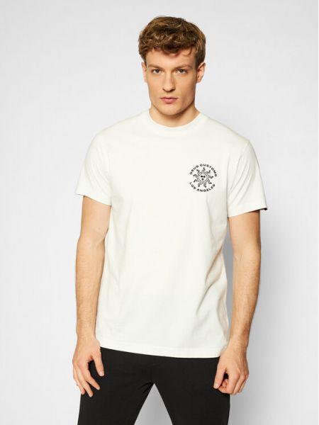 Biała t-shirt Deus Ex Machina