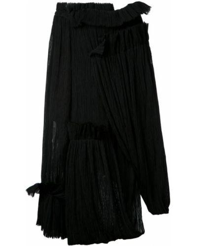 Черная юбка Litkovskaya