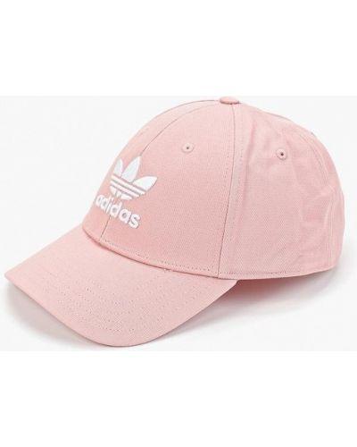 Бейсболка розовый Adidas Originals