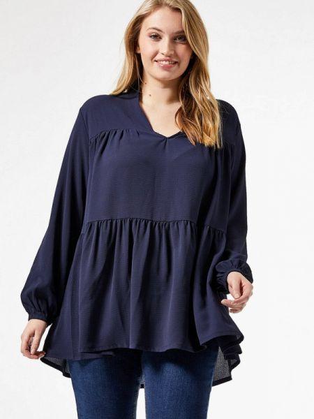 Блузка - синяя Dorothy Perkins Curve
