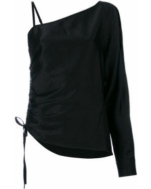 Блузка прямая асимметричная T By Alexander Wang