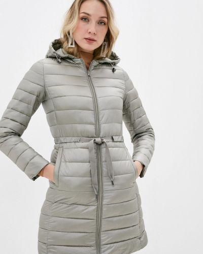 Утепленная серая куртка Ostin