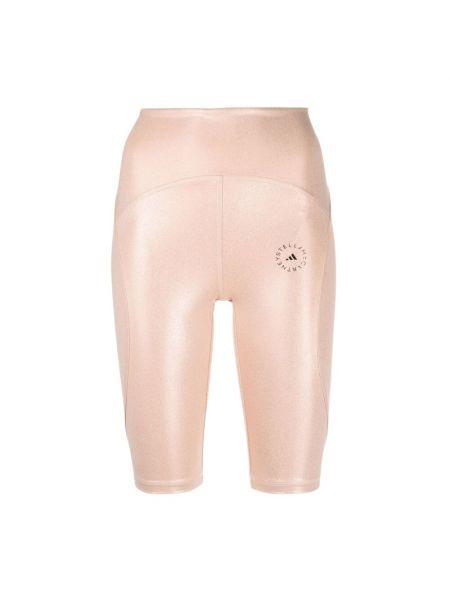 Różowe szorty Adidas By Stella Mccartney
