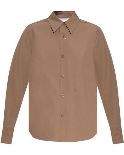 Brązowa koszula A.p.c.