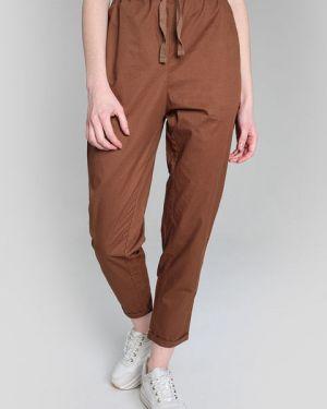 Свободные брюки зауженные с поясом Ostin