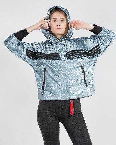 Нейлоновая серая куртка T.ycamille