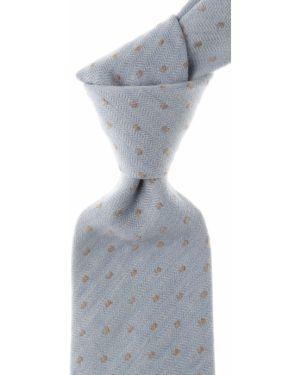 Krawat bawełniany Borrelli