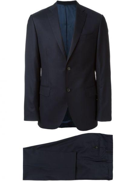 Wełniany kostium garnitur Fashion Clinic Timeless