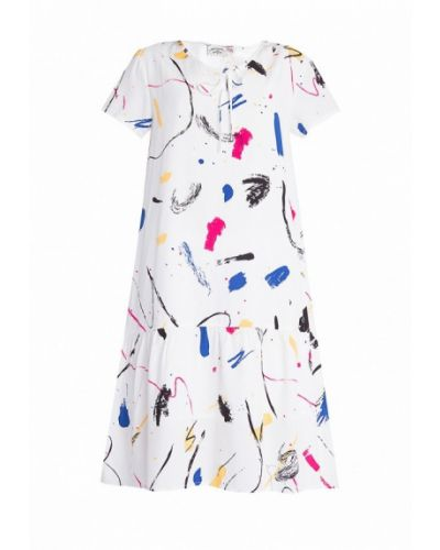 Белое платье Finn Flare