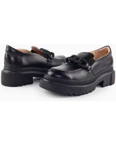 Туфли - черные Milli Gold