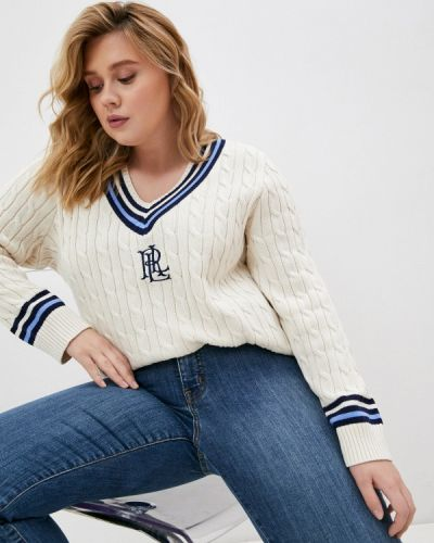 Пуловер - бежевый Lauren Ralph Lauren Woman
