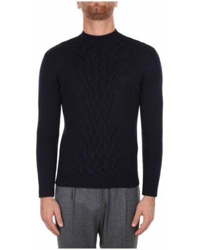 Niebieski sweter Eleventy
