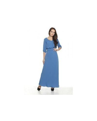 Шифоновое платье - голубое Petro Soroka