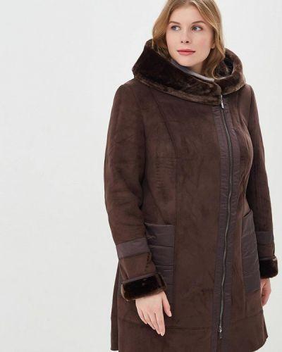 Дубленка коричневый Montserrat