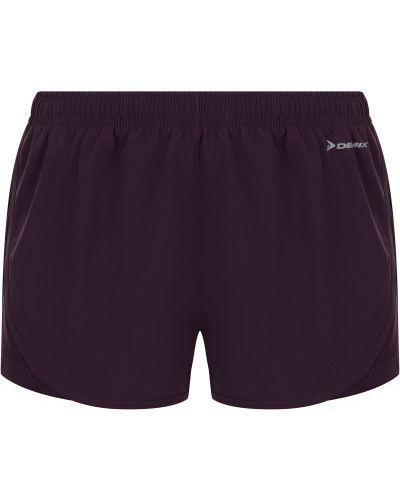 Спортивные шорты с карманами для бега Demix