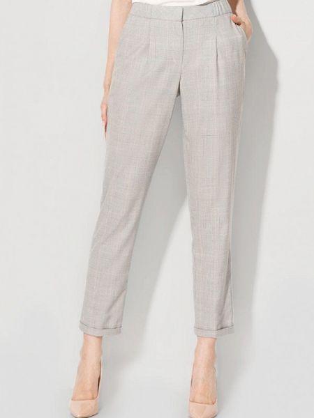 Повседневные серые брюки Prio