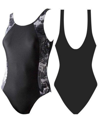 Спортивный костюм черный серый Atemi