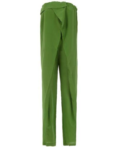 Комбинезон с открытыми плечами - зеленый Tufi Duek